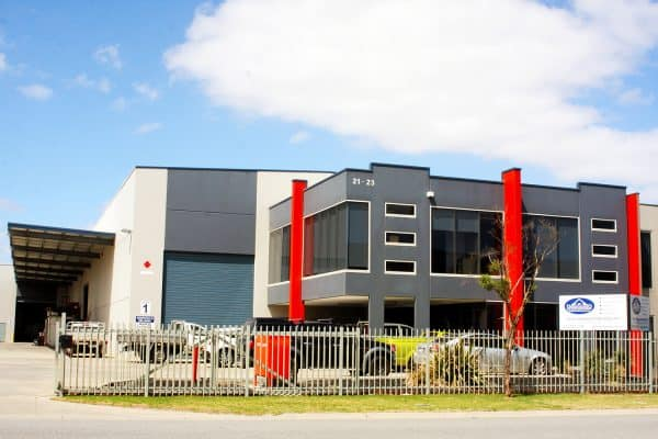 Doogood Surface Coatings Factory In Dandenong South